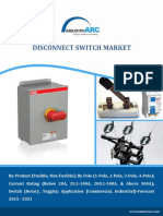 Disconnect Switch Market (2015-2021)-Global Market Outlook