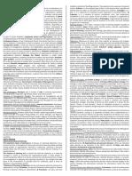 POM - All Units - Cheet Sheet
