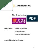 Informe Plan de Markenting Con Presupuesto2
