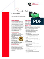 1250 and 1500 kva DG set catalogue