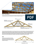 Roof Truss Buying Guide