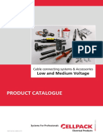 Cellpack Product Catalogue