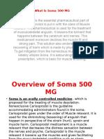 BUY Soma 500 MG Online   BUY Soma 500 MG