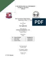 De Format of Title Page