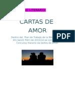 Bases Concurso Poemas de Amor