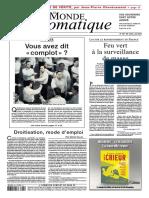 Le-Monde-diplomatique Juin 2015 - La Redaction Du Monde Diplomatique