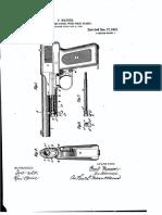 Mauser Pistol 1912-Us1047671