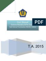 Manual Penelaahan Online 2015