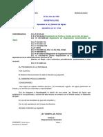 LEY Nº 17752 Ley General de Aguas