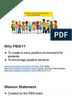 pbis 1st  presentation
