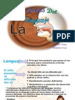 transtornos del lenguaje