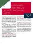 Postsecondary Student Success