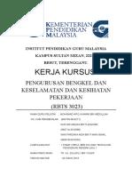Modul - Organisasi Dan Pengurusan Bengkel