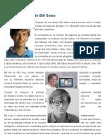 Biografia de Bill Gates