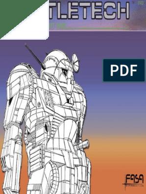 FAS8603 TR3025 | Battle Tech | Reconnaissance