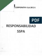 Responsabilidad SSPA
