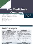 The Medicines Company Presentation Final Original