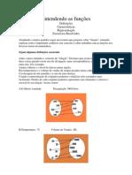 Matemática - Resumos Vestibular - Funções I