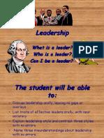 8-Leadership Power Point