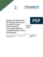 Anexo 9 Modelo de Dispersión Ejemplo Mch