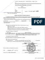 [Doc 297-6] 7-24-2013 FBI Kimball Warrant Affidavit Search