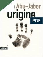 Origine - Diana Abu-Jaber