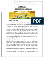 FDI in Insurance