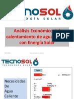 Estudio Economico Solar