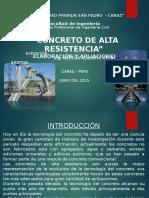 Exposicion de Concreto de Alta Resistencia.ppt