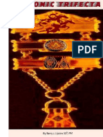 Masonic Trifecta  by Barry J. Lipson 33⁰, PM