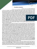 392 - El Antidoto Al Desanimo