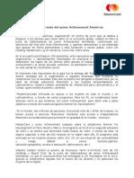 MC - JA Perú es la sede del Junior Achievement Américas