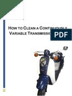 CVT Manual
