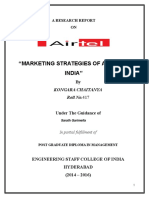 34139379 Marketing Strategy of Bharti Airtel Limited 3