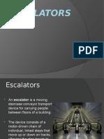 Escalators&Conveyors