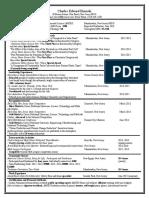 homoki college resume final