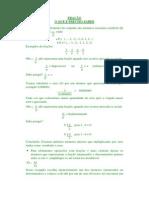 Apostila Matematica - Fração
