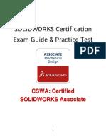 CSWA sample exam
