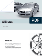 Volvo S80 Owners Manual MY10 en Tp10946