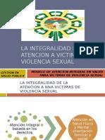 La Integralidad de La Atencion a Victimas De