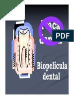 Biopelícula Dental
