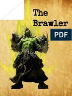 The Brawler - 5e Dungeons and Dragons Class