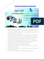 New Zealand Visa Consultants in Hyderabad