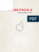 Middle Finger of Vecna Class Pack 2