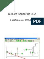 Circuito Sensor de Luz