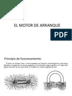 Tipos de Motor de Arranque 1 Parte