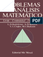 curso de analisis matematico kudriautsev 1