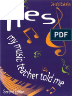 Gerald Eskelin - Lies My Music Teacher Told Me (Second Edition)