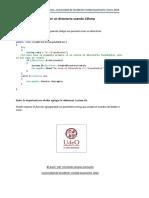 Como Crear Un Directorio Usando CSharp