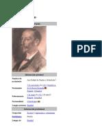 Rafael Pombo Biografía